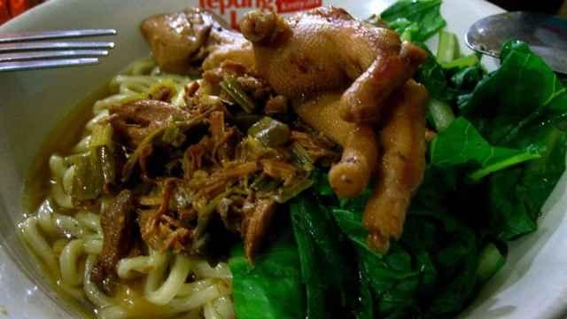 Mie Ayam Mas Kabul