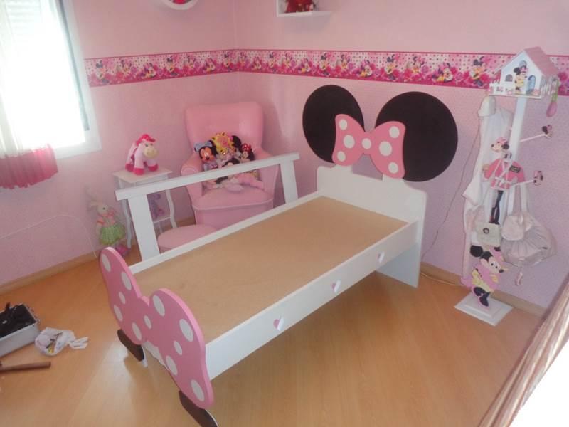 Quarto da Minnie Fotos e Como decorar  Toda Atual