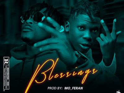 Fizzy Mayur Ft. Seyi Vibez – Blessings
