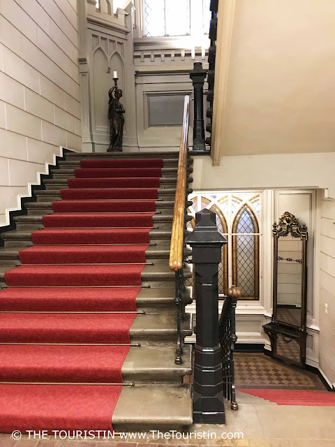 Museum of the History of Riga and Navigation staircase