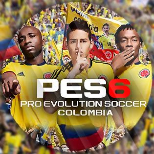 PES 6 ProEvo Colombia
