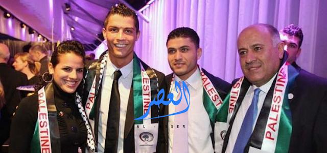 النجم البرتغالي كريستيانو رونالدو يتبرع ب1.5 مليون يورو لإطعام الصائمين في فلسطين