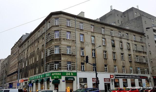 Warszawa Warsaw Wola kamienica kamienice architektura architecture przedwojenna