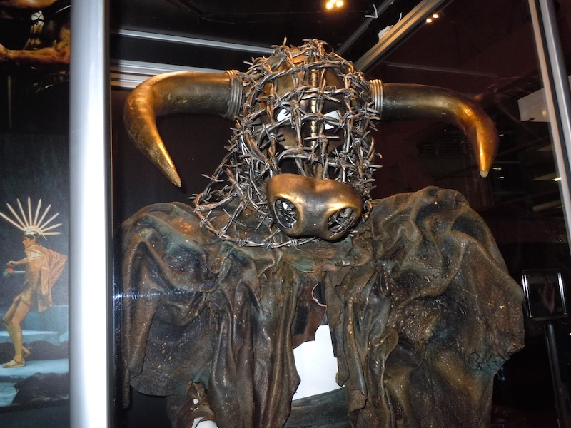 Immortals Minotaur mask