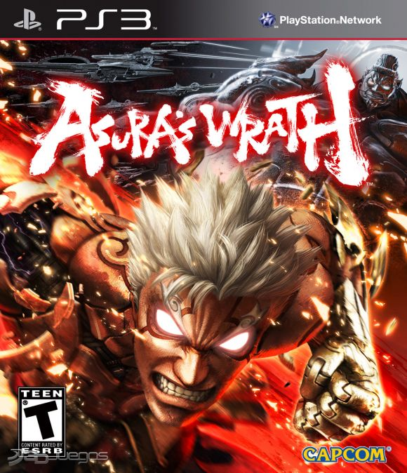 Asura's Wrath PS3 ISO