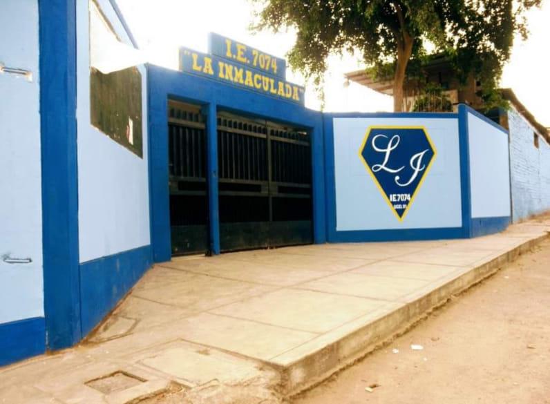 Colegio 7074 LA INMACULADA - San Juan de Miraflores