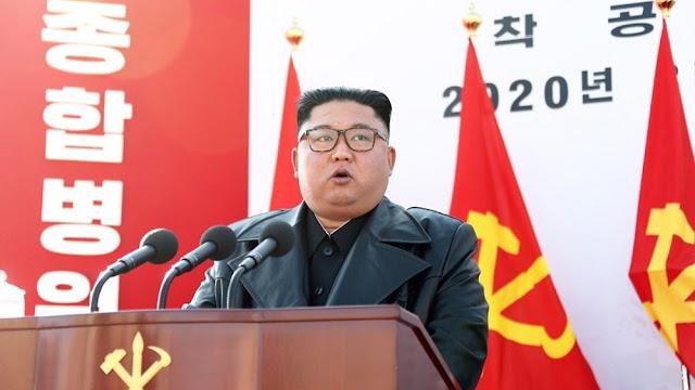 North Korea slams South's 'provocative' drills, congratulates China for victory over coronavirus pandemic