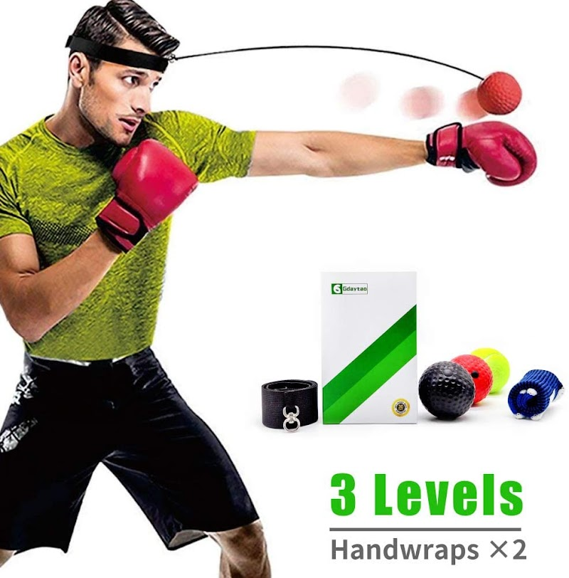 50% OFF  Boxing Reflex Ball
