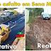 Ruas precárias de Sena Madureira viram memes nas redes sociais; População resolve sair do armário e protestar
