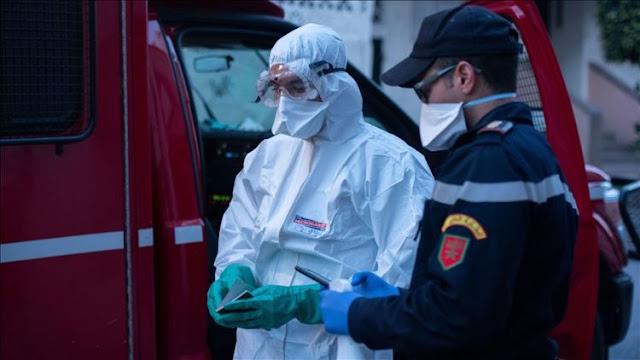 تطور فيروس كورونا في المغرب: 3012 حالة إصابة جديدة بإجمالي 296189 ، الاثنين 16 نوفمبر الساعة 6 مساء.