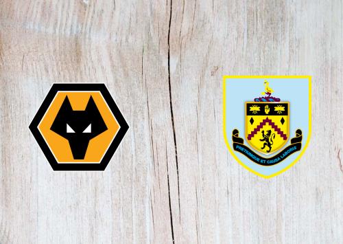 Wolverhampton Wanderers vs Burnley -Highlights 25 August 2019