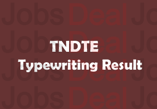 TNDTE Typewriting Results 2017