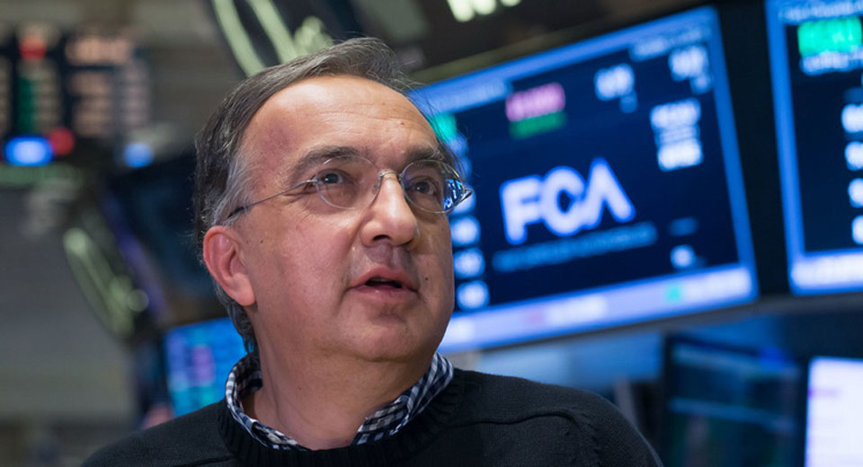 Trump Is a 'Game Changer' for Auto Industry, Fiat CEO Says
