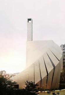 mosque design modern