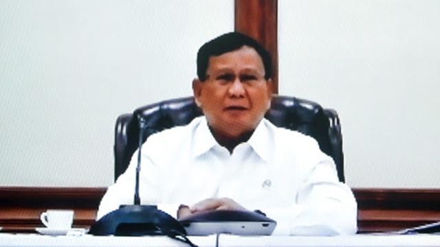 Prabowo Subianto Tanam Singkong, Menhan Apa Mentan Sih?