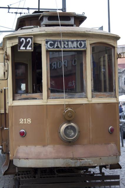 Tram storico-Porto