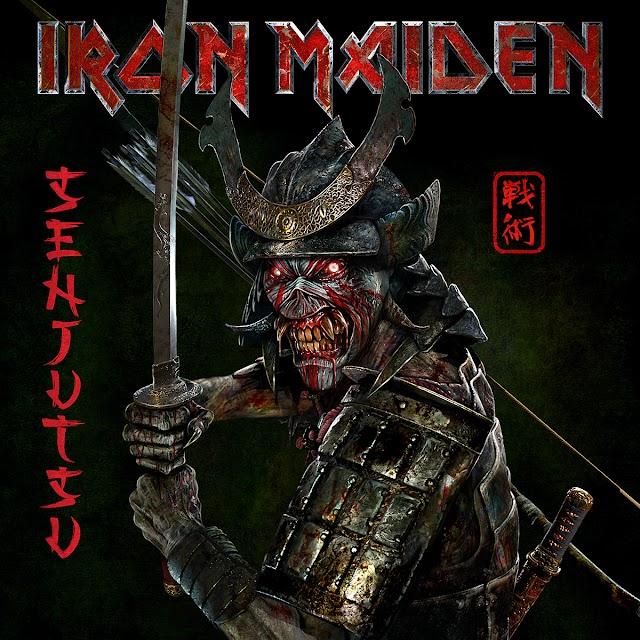 Senjutsu: ouça o novo álbum do Iron Maiden