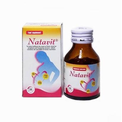 Vitamin untuk ibu hamil dan menyusui