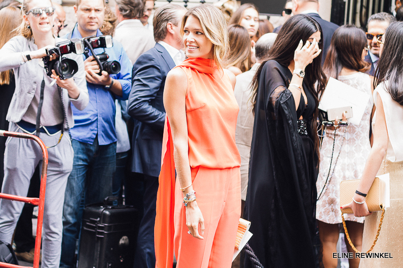 Paris Fashion Week Elie Saab Helena Bordon