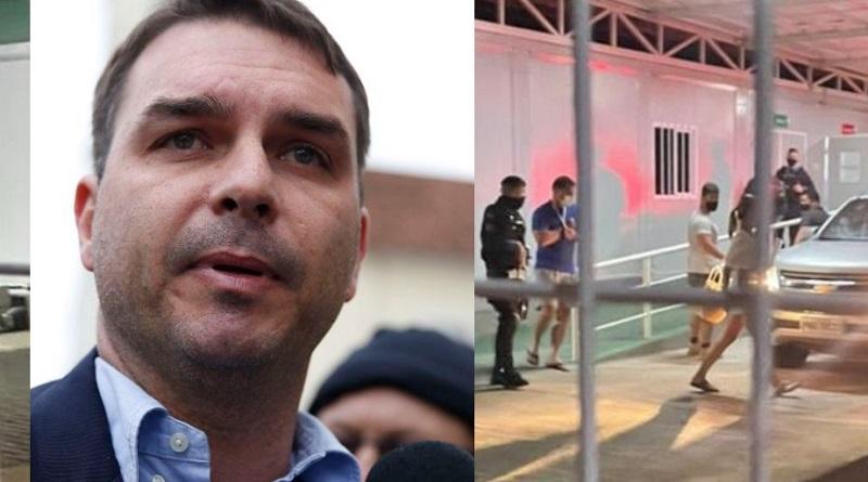 Flávio Bolsonaro sofre acidente em viagem ao Nordeste - Portal Spy Notícias 2