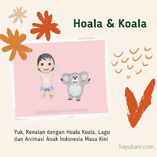Lagu dan Animasi Anak Indonesia