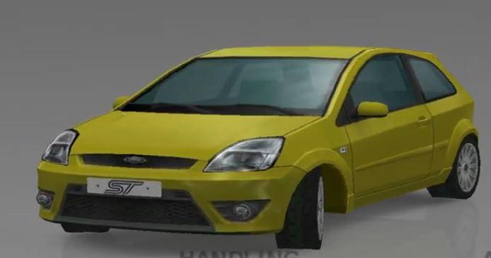 Ford Fiesta ST 2004