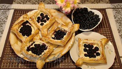 przepis ciastka ciasto francuskie