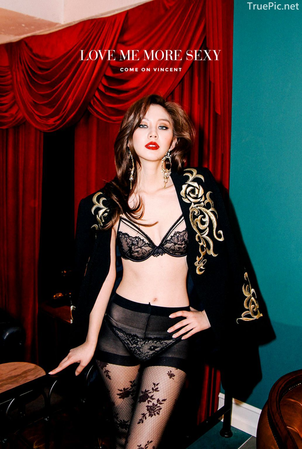 Lee Chae Eun - Korean Lingerie Model - Love Me More Sexy - TruePic.net - Picture 8