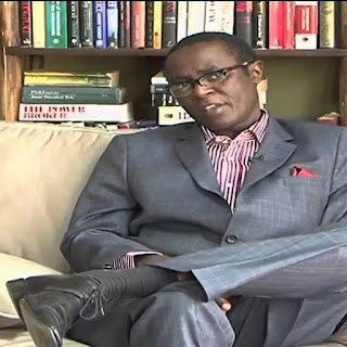 Mutahi Ngunyi admits Raila Odinga is the next president. PHOTO | COURTESY