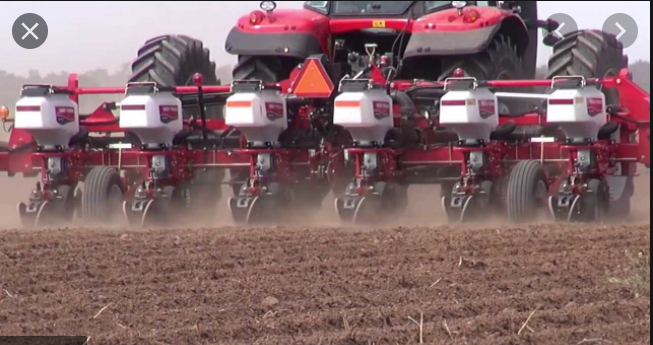 All planters share common components and mechanisms intended to open a trench, singulate seed, drop seed at  intended  and depth and close the trench.