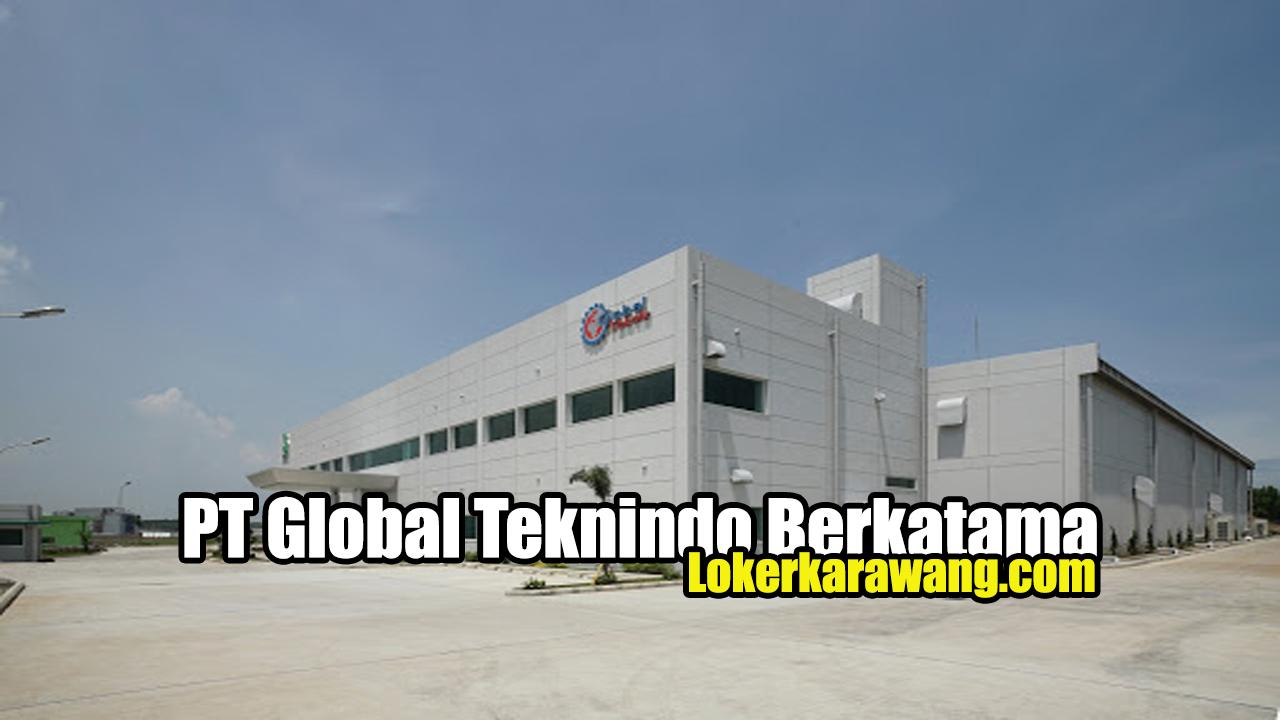 PT Global Teknindo Berkatama KIIC Karawang