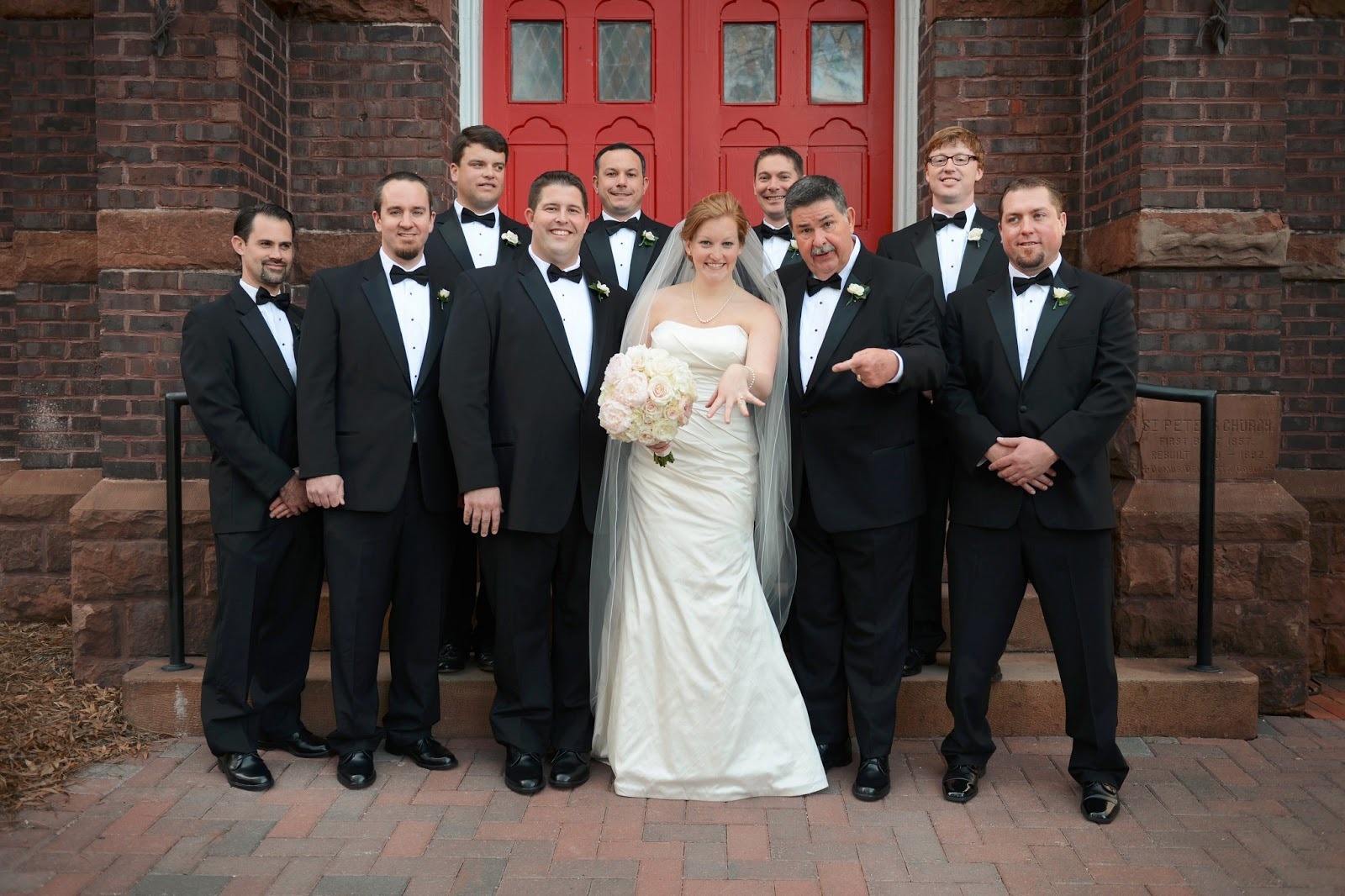 Do I Need Bridesmaids 4 Reasons To Have A Wedding Without: Classic Annie.: Wedding Pictures