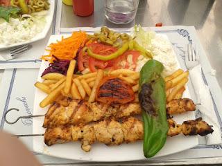 comida en Barcelona