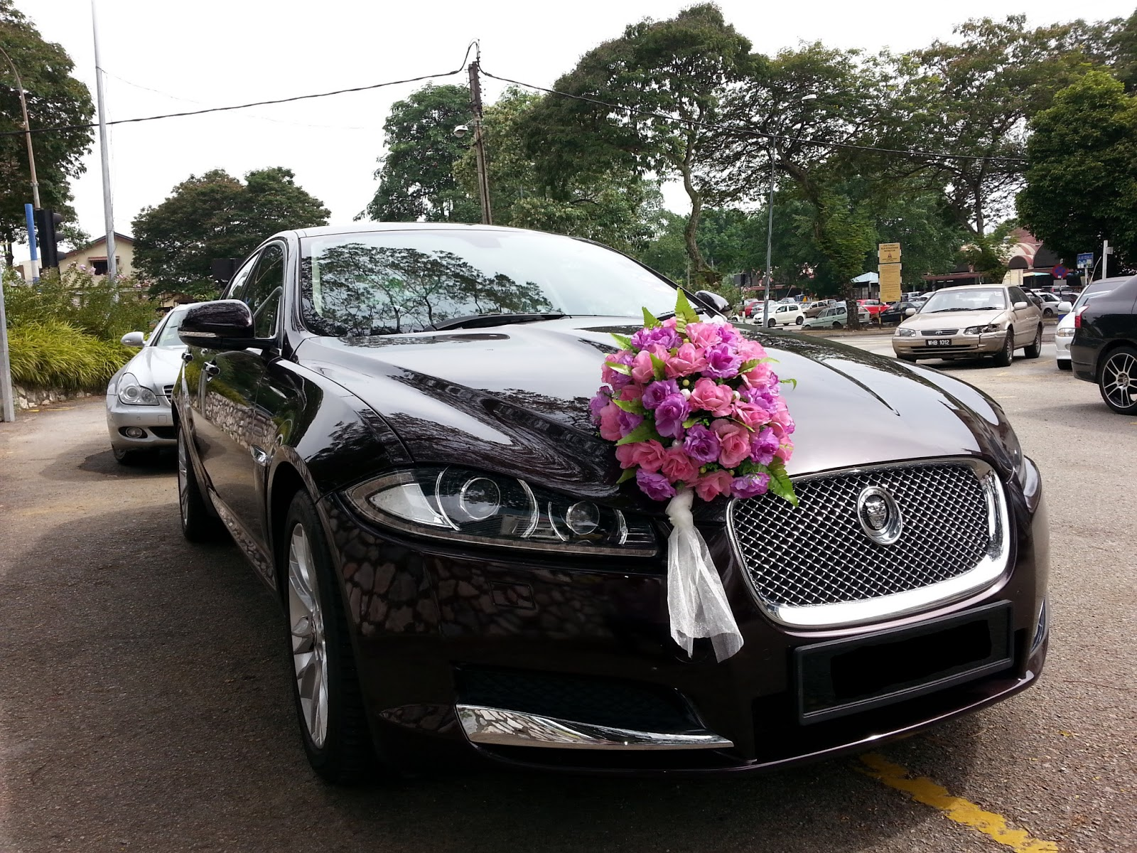 Luxury Vehicle: RedOrca Malaysia Wedding And Event Car Rental: Jaguar