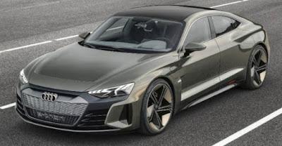Audi RS E-Tron GT سيارة كهربائية