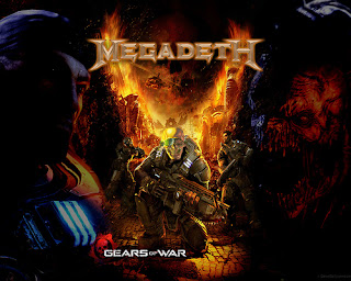 Megadeth Gears of war