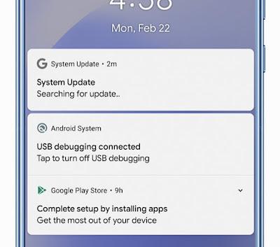 system update malware