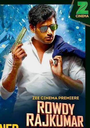 Rowdy Rajkumar 2017 DTHRip 600MB Hindi Dubbed x264 Watch Online Full Movie Download bolly4u