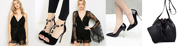 liz breygel romper onesie summer lace black outfit how to style romper ideas