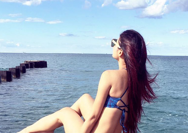 Mouni Roy Share her Bikini Photo During Vacation