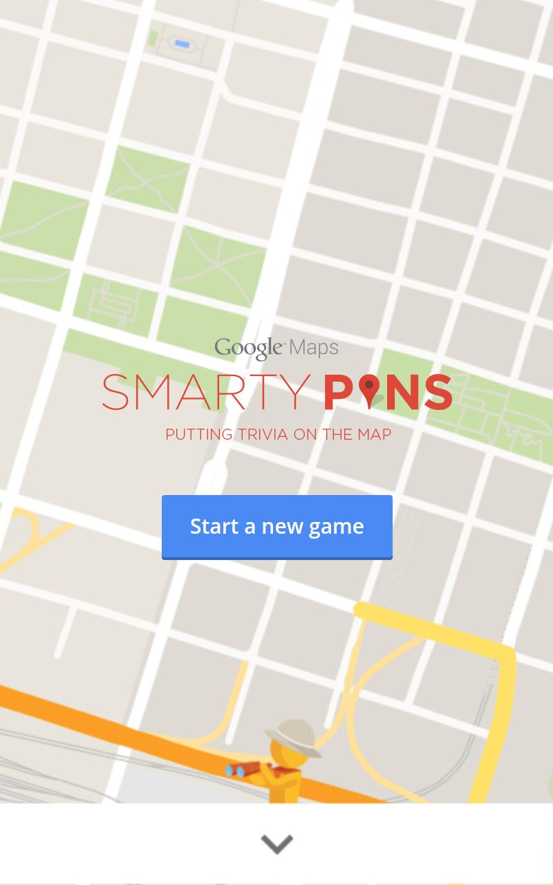 Google Maps kini ada permainannya lho!