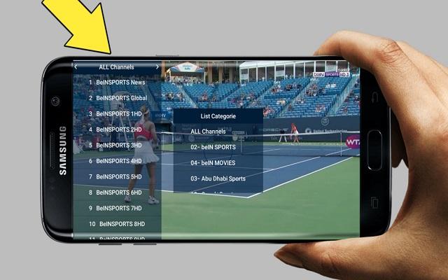 سارع وكن أول من يجرب هذا التطبيق الشفاف الجديد الذي تم إطلاقه بالأمس لمشاهدة القنوات الرياضية المشفرة مجاناً
