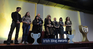 Winners at 2011 Irish Blog Awards