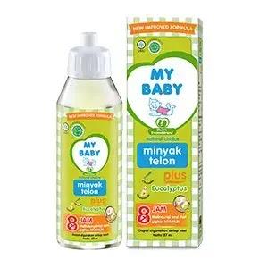 minyak telon my baby