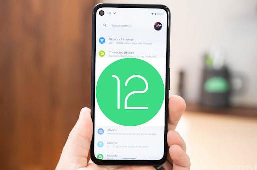 Android 12 beta, android 12, android terbaru, versi 12, android versi baru