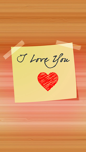 i love You Wallpaper iPhone