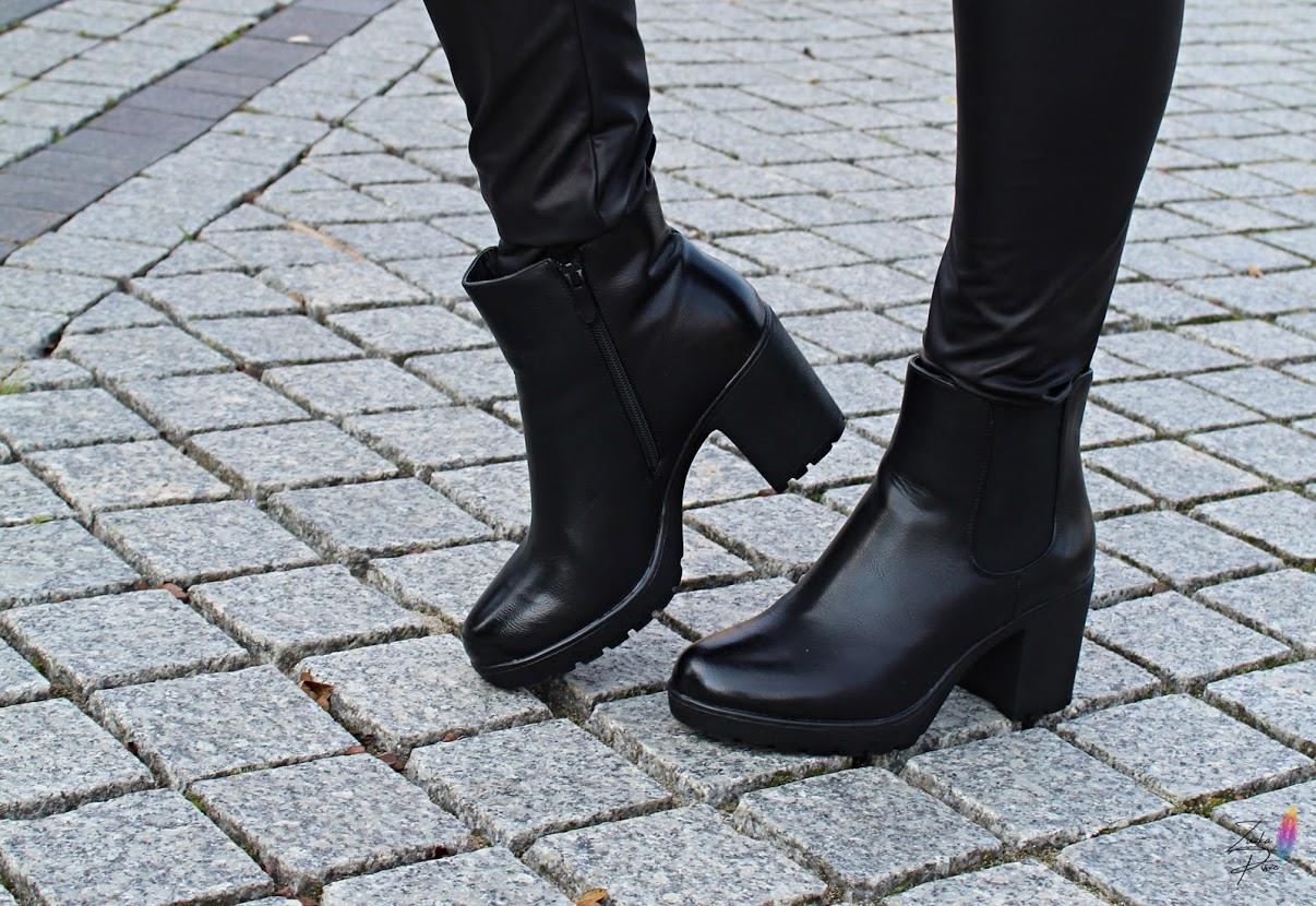 Damskie obuwie idealne na jesienne dni pasujące do każdej stylizacji