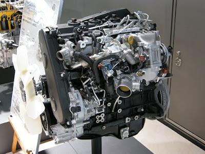 Daftar Data Trouble Code ( DTC ) Mesin Toyota Fortuner (  1KD-FTV Dan 2KD-FTV )