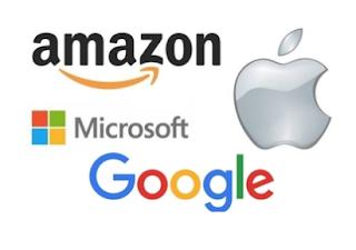 4 công ty công nghệ hàng đầu nước Mỹ cùng vượt 1000 tỷ đô