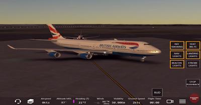 Download Mod Infinite Flight Simulator (IFS) Apk Terbaru